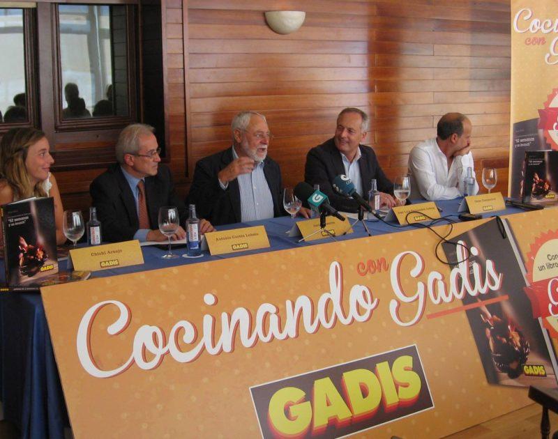 PRESENTACIÓN LIBRO RECETAS DE COCINA GADIS